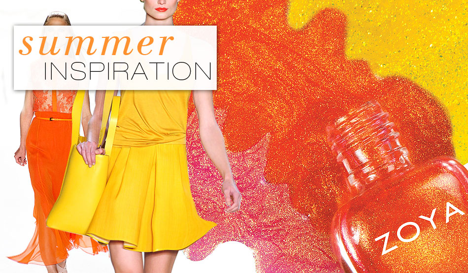 """""""Summer Nail Colors"""